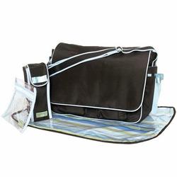 Liam Messenger Diaper Bag by Caden Lane