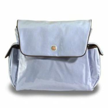 Mothership Diaper Bag - Blue Chocolate