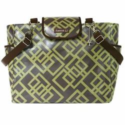 Woodland Geo Lexington Diaper Bag