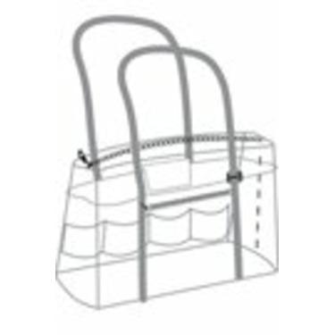 Original Diaper Bag - Pick You Color (Black Toile)