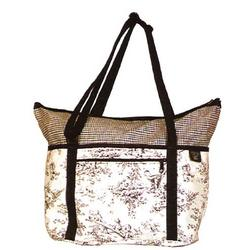Original Diaper Bag - Pick You Color (Black Toile)