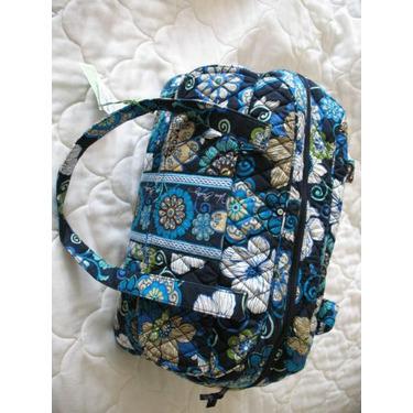 Vera Bradley Baby Bag Mod Floral Blue