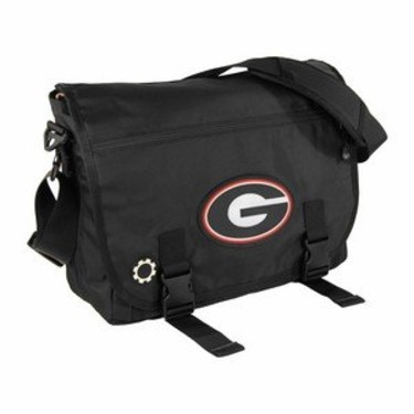 DadGear Messenger Bag - University of Georgia