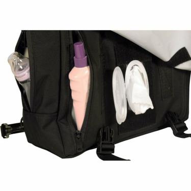 DaisyGear Messenger Bag - Retro Pink