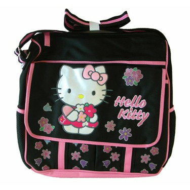 Sanrio character shoulder bag- Hello Kitty diaper bag