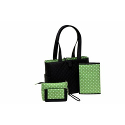 Classic Tote Set in Sprout