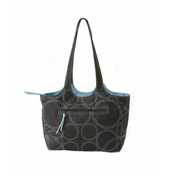 High Tote Diaper Bag