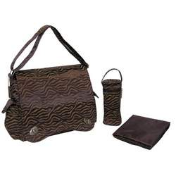 Kalencom Scallop Messenger Bag - Safari Fantasy
