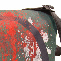 Americana Peace Satchel and Diaper Bag