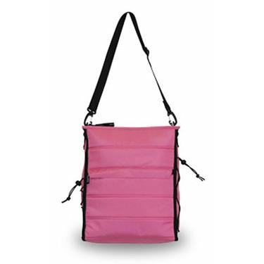 Re-Run Stroller Diaper Bag in Pink