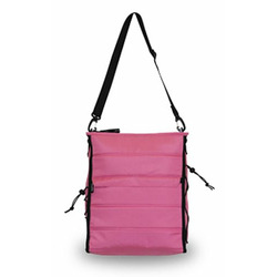 Re-Run Stroller Diaper Bag in Pink
