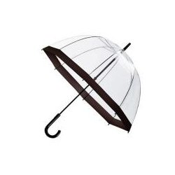 Birdcage Clear PVC Umbrella