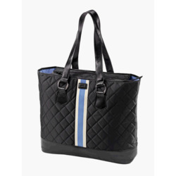 Carrie Diaper Tote - Black