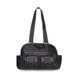 Sheri Diaper Bag in Black