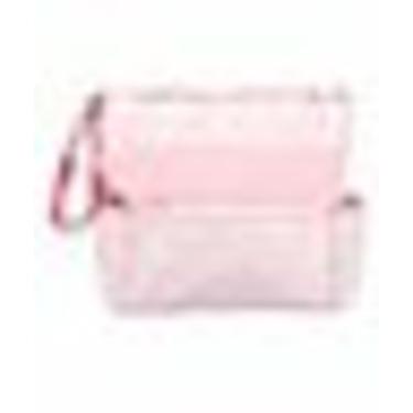 Baby Phat Zebra Print Diaper Bag - pink, one size