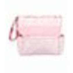 Baby Phat Zebra Print Diaper Bag - pink, one size