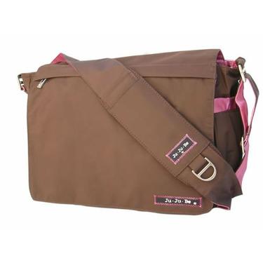 Ju-Ju-Be - Be All Brown Bubblegum Diaper Bag