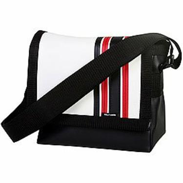 Black Bonanza Mini Messenger Bag