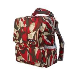 Ju Ju Be - PackaBe Diaper Bag in Sienna Swirl