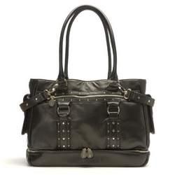 Elliott Diaper Bag in Black