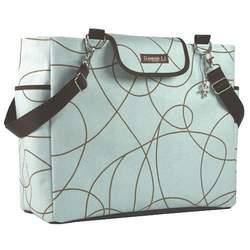 Reese Li Blueberry Doodle Lexington Diaper Bag