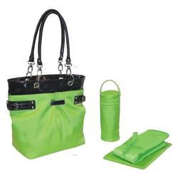 Ultimate Diaper Tote in Green