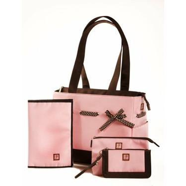 Strawberry Truffle Designer Diaper Bag