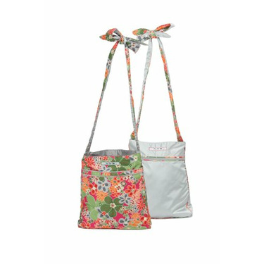 Ju Ju Be - Be Light Diaper Bag in Perky Perennials