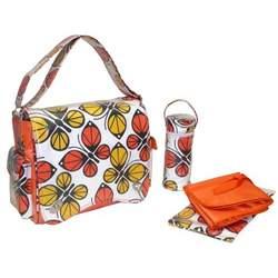 Eleanor Diaper Bag in Butterfly