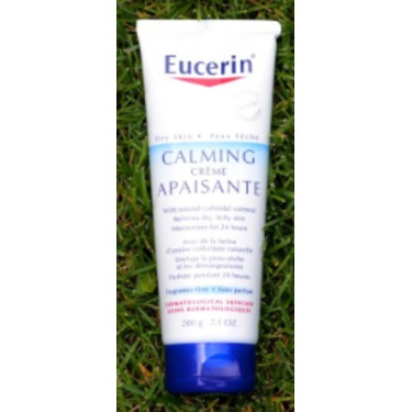 Eucerin Calming Daily Moisturizing Crème