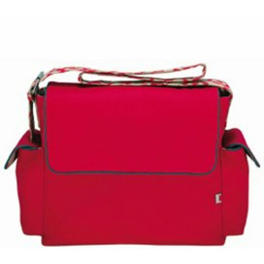 Oioi - Cargo Drill Messenger in Red