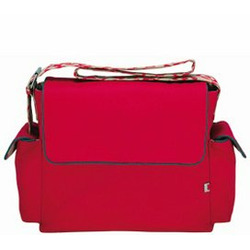 Oioi - Cargo Drill Messenger in Red