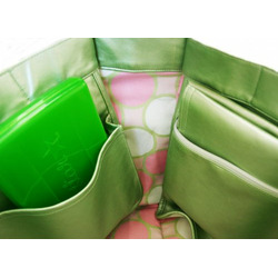 Rock the Tote: Metallics (Metallic Green)