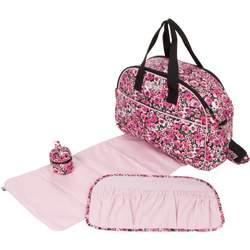 Bumble Bags Erica Carryall, Peony Paradise