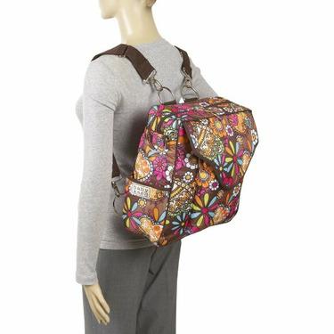 Baby Kaed Designer Diaper Bag - DHARA - Cozy in Koh Samui