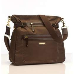 Storksak Claire Chocolate Brown
