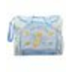 "Baby Essentials ""Cute as a Bug"" 2-Piece Diaper Bag - blue, one size"