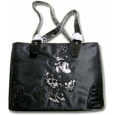 Classic Minnie Mouse Diaper Bag