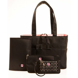 Tiffany Classic Diaper Bag in Pink