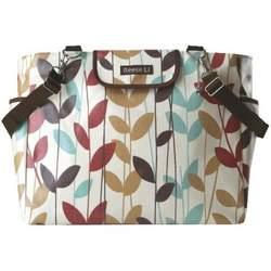 Lexington Leaf Diaper Bag by Reese Li