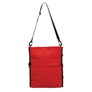 Fleurville Mobi Stroller Bag in Red