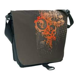 Dead Man's Party Satchel and Diaper Bag