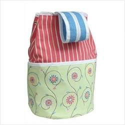 Cha, Cha, Cha Tote Diaper Bag
