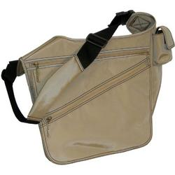 Urban Sling Diaper Bag Tan
