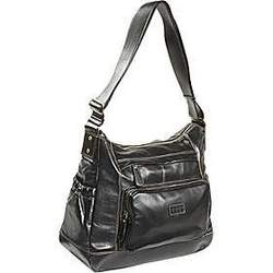 Baby Kaed JACEY Black Diaper Bag