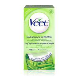 Veet Ready to Use Wax Strips