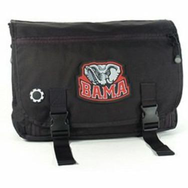 Collegiate Messenger Bag - Alabama