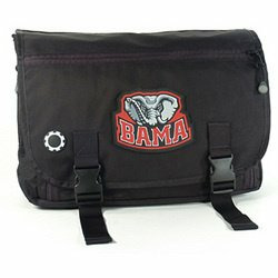 Collegiate Messenger Bag - Alabama
