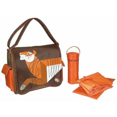 Eleanor Diaper Bag in Tiger