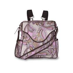 Baby Kaed Designer Diaper Bag - DHARA - Morning Paradise